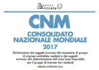 Aggiornamento software CNM 2017 1.0.1 per Mac, Windows e Linux