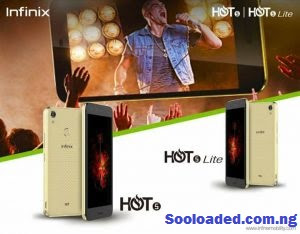 Infinix Hot 5 and Hot 5 Lite Key Specifications