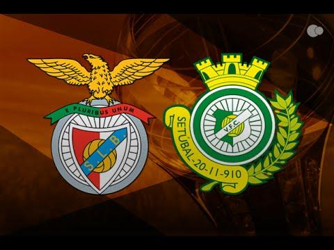 Benfica vs Vitória Setúbal ao vivo 26/11/2017