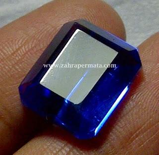 Batu Permata Blue Obsidian - ZP 313