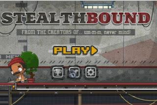 Stealthbound Action Adventure Games