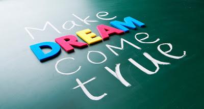 Sống phải có ước mơ