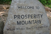 Foxfire Mountain's Prosperity Mountain in the Smokies