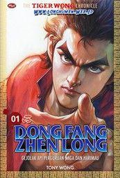 Dong Fang Zhen Long - 01B