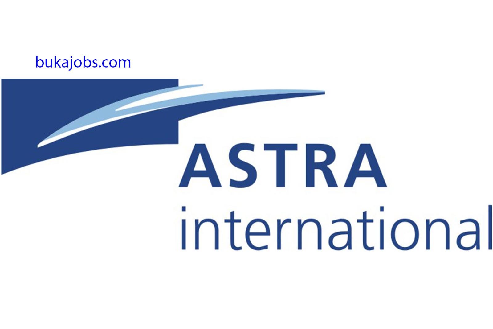 Lowongan Kerja PT Astra International Tbk Terbaru Januari 2019
