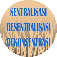 Pengertian Sentralisasi, Desentralisasi, Dekonsentrasi Beserta Contoh