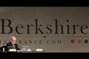 Conglomerado Berkshire Hathaway, del millonario Warren Buffett