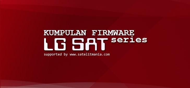 Kumpulan Firmware Receiver LGSat Series