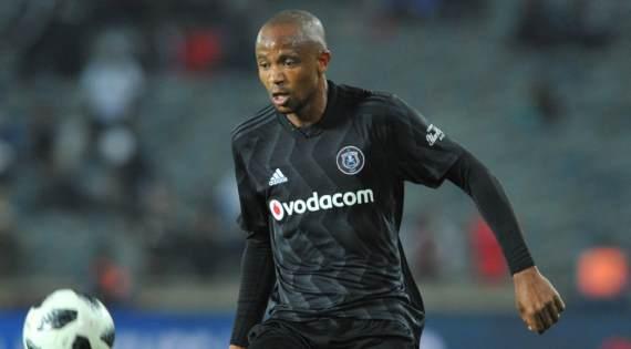 Mlambo hails complete midfielder Motshwari