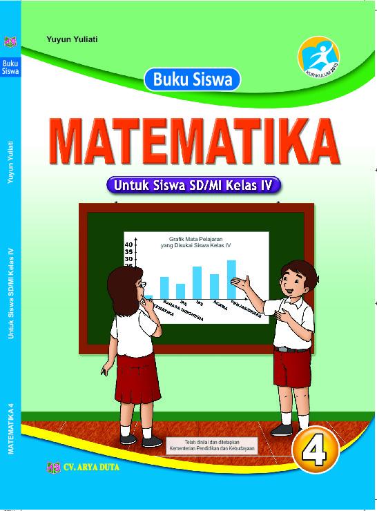 Download Buku Matematika Dan Pai Kelas  Edisi Revisi