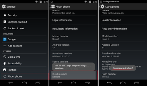 How to unlock the bootloader on the Motorola Moto X or Moto G