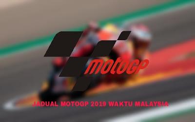 Jadual Pelumbaan MotoGP 2019 Waktu Malaysia