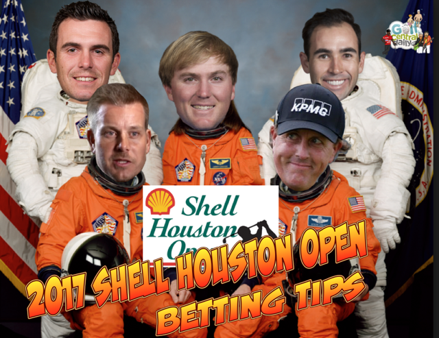 Top Five Best Bets 2017 Shell Houston Open