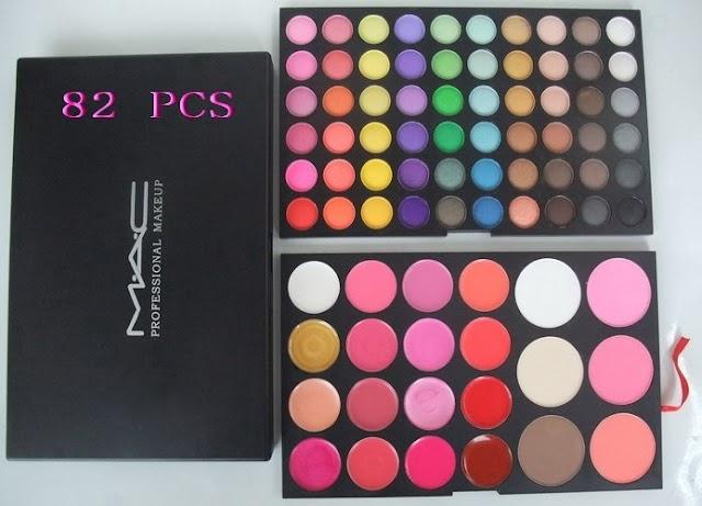 Combine Mac Pro Makeup Cosmetics