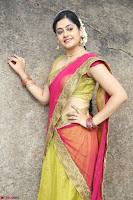 Actress Ronika in Red Saree ~  Exclusive celebrities galleries 020.JPG
