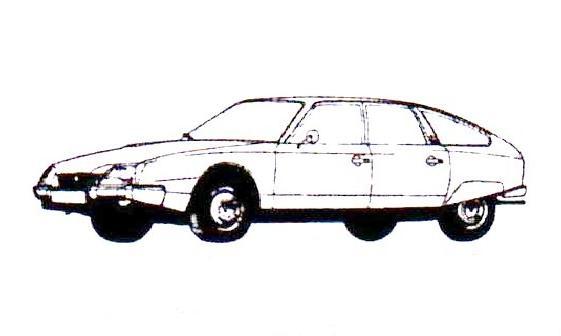 JesCarClassic: CITROEN CX 1974-1989