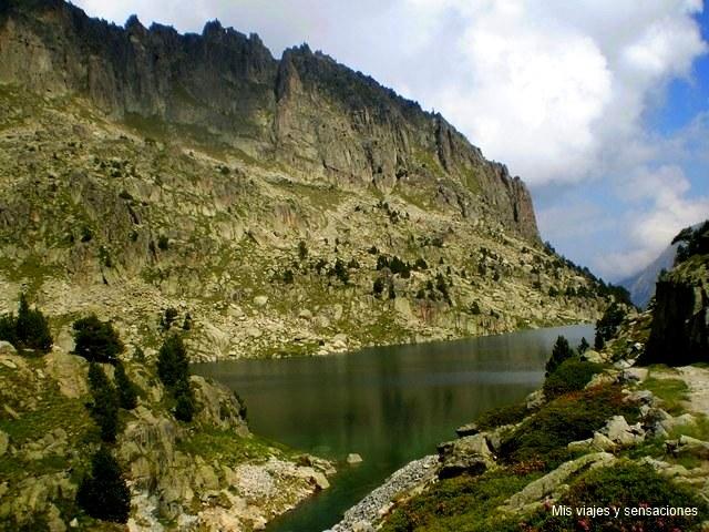 Lago Amitges, Parque nacional de Aigüestortes, Lleida