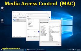 Media Access Control - MAC