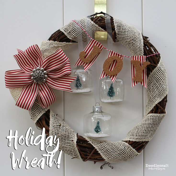 http://www.doodlecraftblog.com/2015/11/joyful-holiday-wreath_10.html