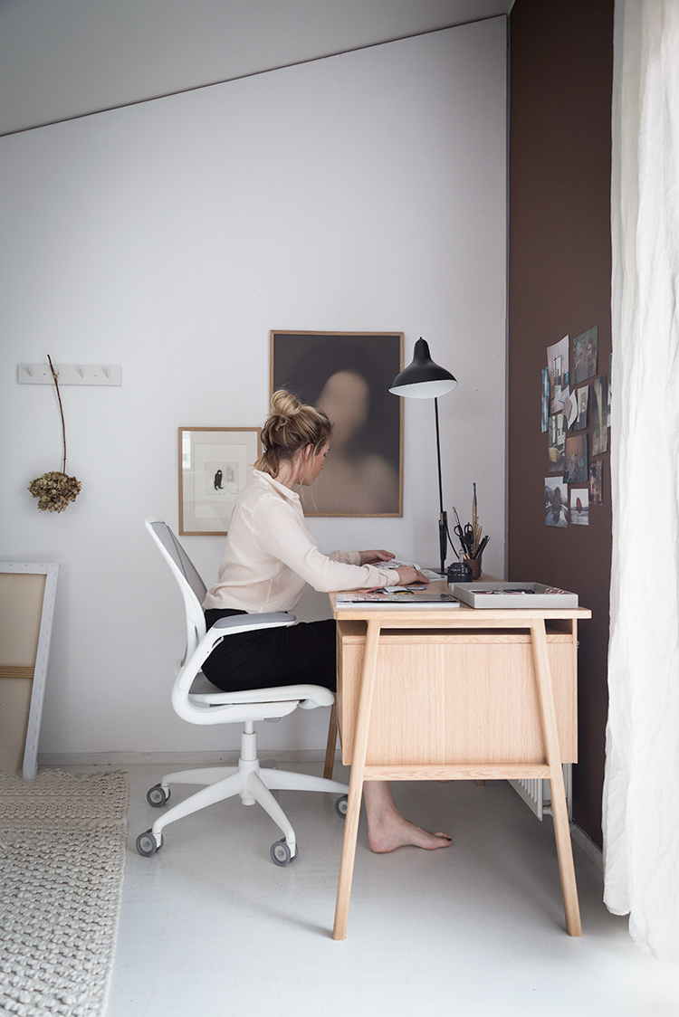 scandinavian home office. His Giant-sized Monstrosity Currently Cluttering Up A Corner Of Their Sitting Room AKA The \u0027home Office\u0027! And Let Me Tell You, She Has Very Good Taste! Scandinavian Home Office