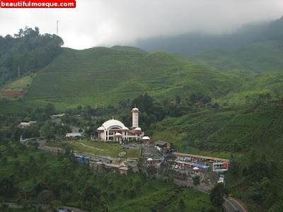Masjid Atta'awun Cisarua Puncak Bogor
