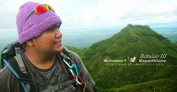 Ervin Malicdem - Mt. Batulao - Schadow1 Expeditions