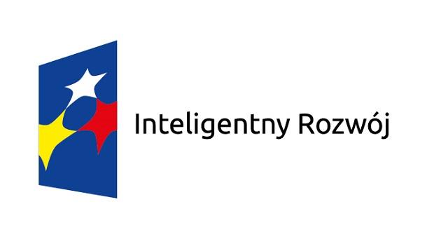Logo Programu Operacyjnego Inteligentny Rozwój