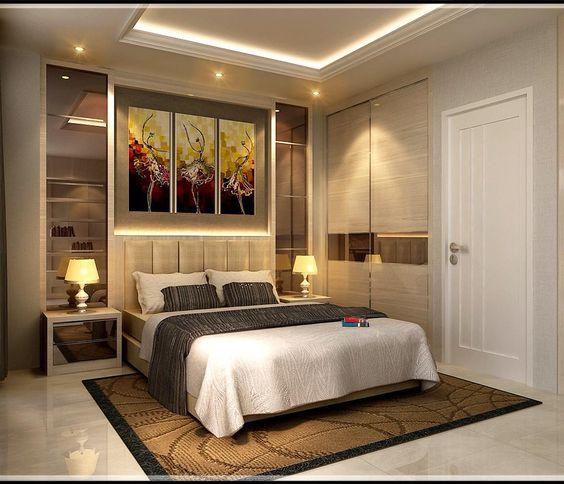 Top 50 modern bedroom design makeover ideas 2019