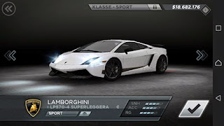 Need for Speed Most Wanted Mod Apk Data