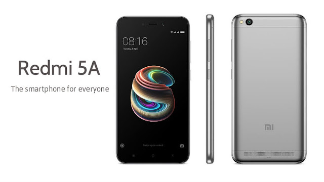 How to update Redmi 5A to Android oreo