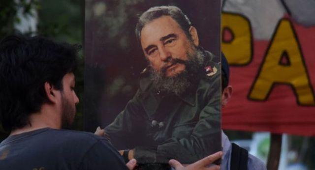 "Donald Trump sebut Fidel Castro ""diktator yang kejam"""