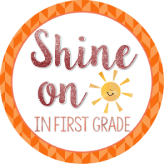 Shine On In First Grade