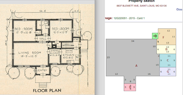 sears parkside floor plan