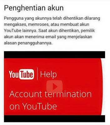 5 Tips Agar Channel Youtube Aman Anti Banned atau Suspend