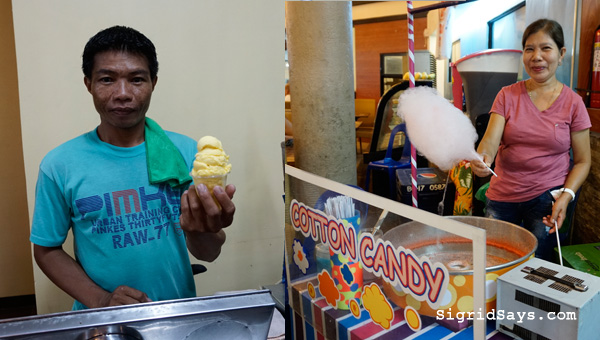 Bacolod restaurants - Imay's Bar and Restaurant - Pinoy native foods - seafoods - sorbetes