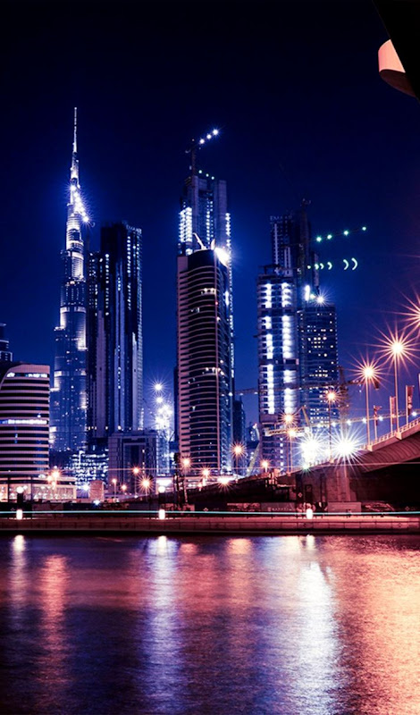 Wallpaper Night City Wallpapers Direct