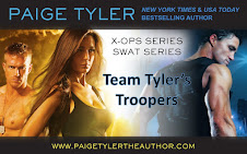 Join Paige Tyler's Street Team
