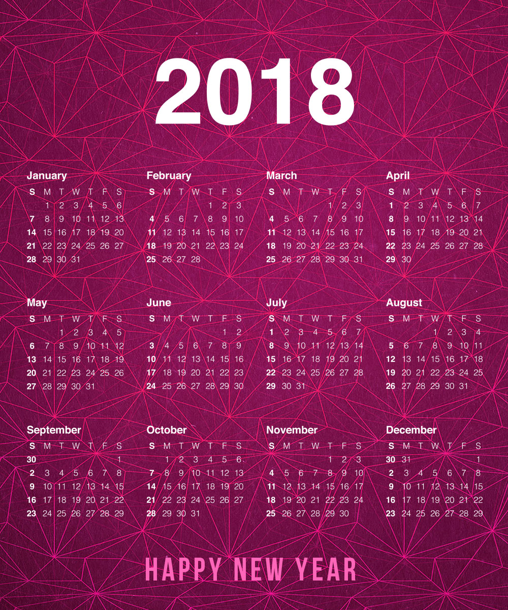 Year Calendar Download Free : Full free download happy new year calendar mobile
