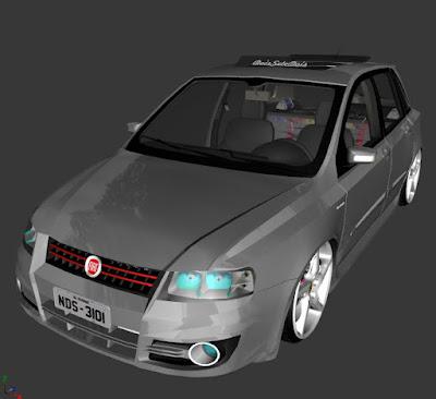 GTA SA : FIAT STILO