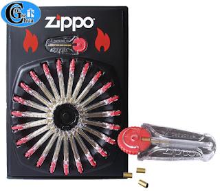 đá chính hãng Zippo