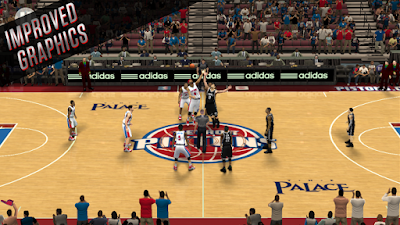 NBA 2K16 v0.0.21 for android