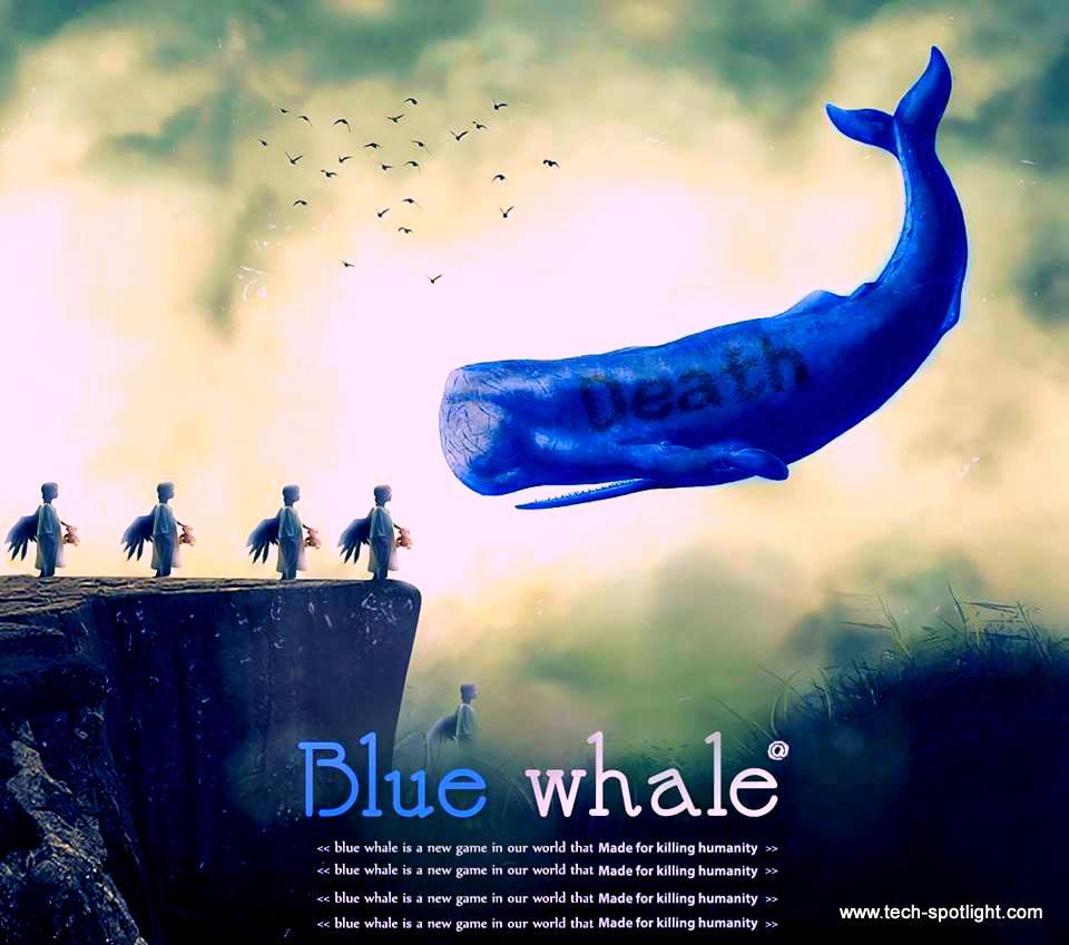 تفاصيل لعبة الحوت الأزرق التي تدفع الشباب إلى الانتحار