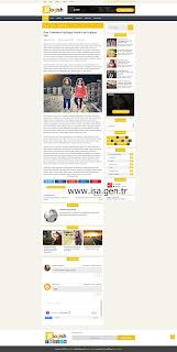 Blogish İçerik Sayfası