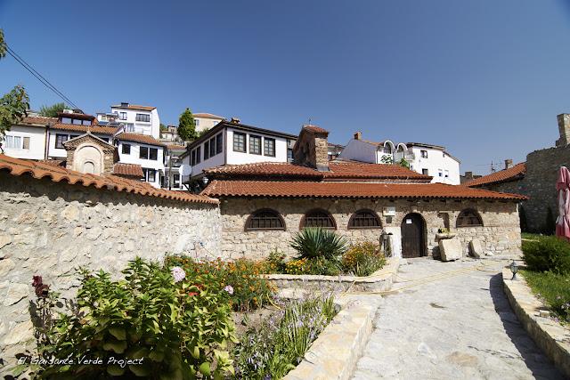 San Nicolás Bolnicki, Ohrid - Macedonia por El Guisante Verde Project