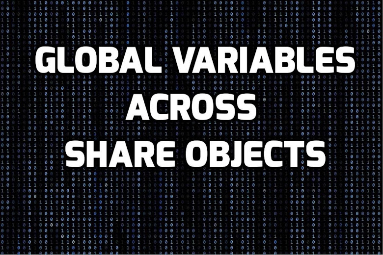 Global variables across share objects problem