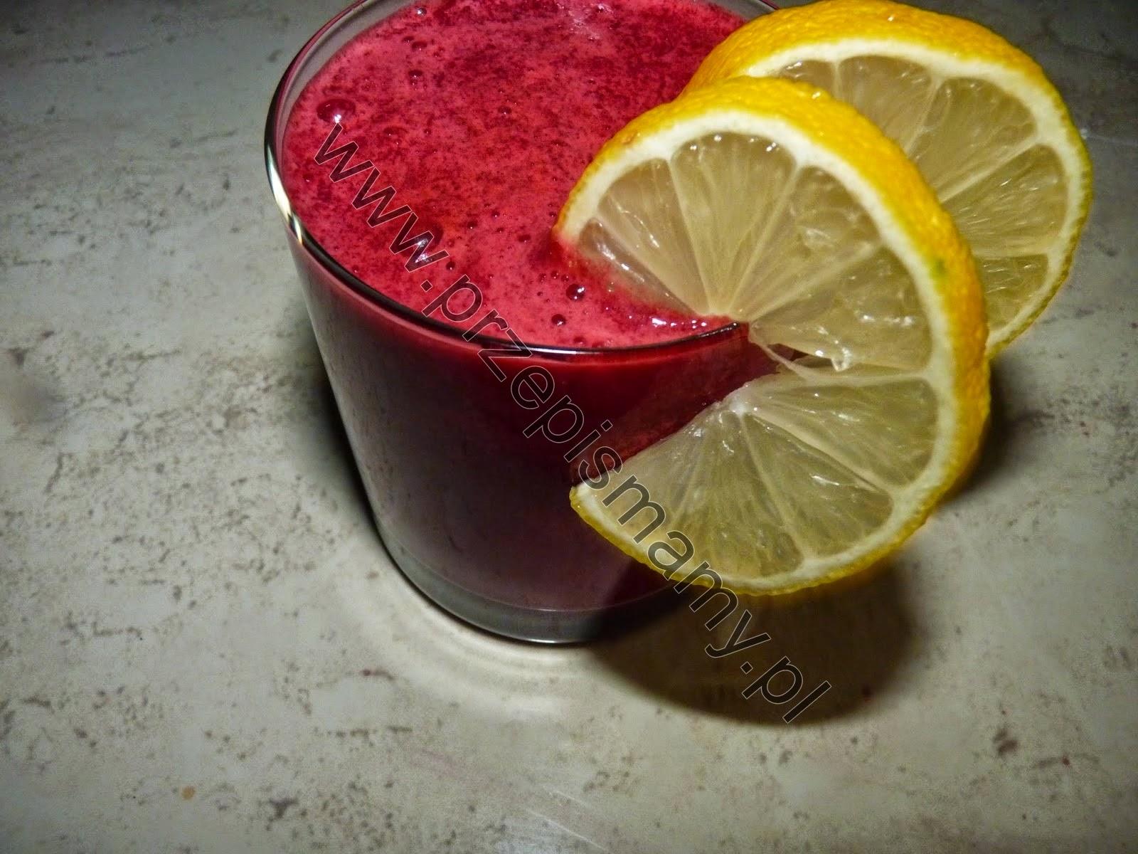 Wieloowocowy sok