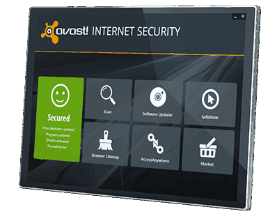 avast! Internet Security 8.0