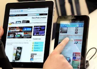 Prefeitura de Cristalina vai distribuir aos professores da rede municipal de ensino 700 tablets