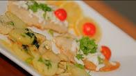 طريقة عمل سمك فيليه بالخرشوف و البطاطس مع هشام السيد في شبكة وصنارة