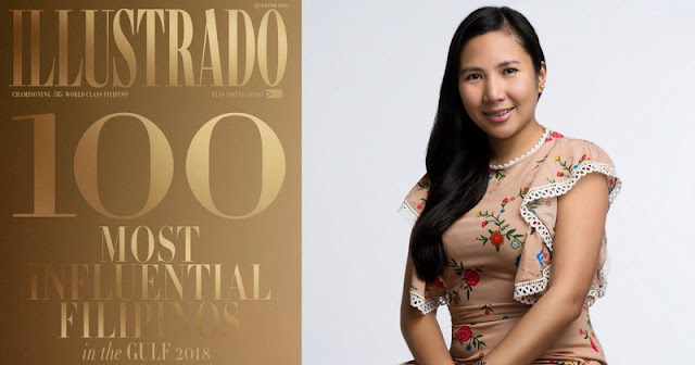 Illustrado Magazine 100 Most Influential Filipinos in the Gulf